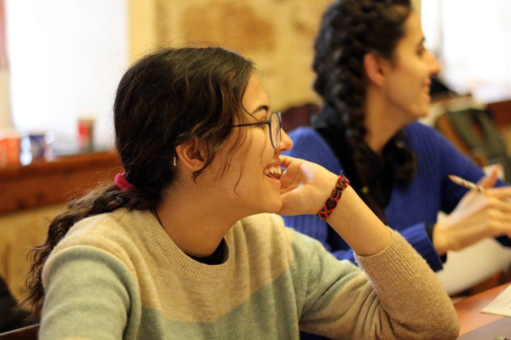 Gençler dua toplantısında